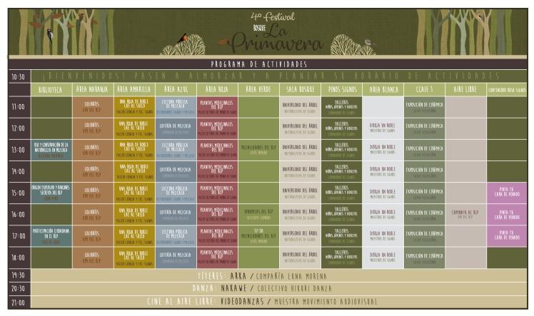 Programa 4to. Festival BLP (1)